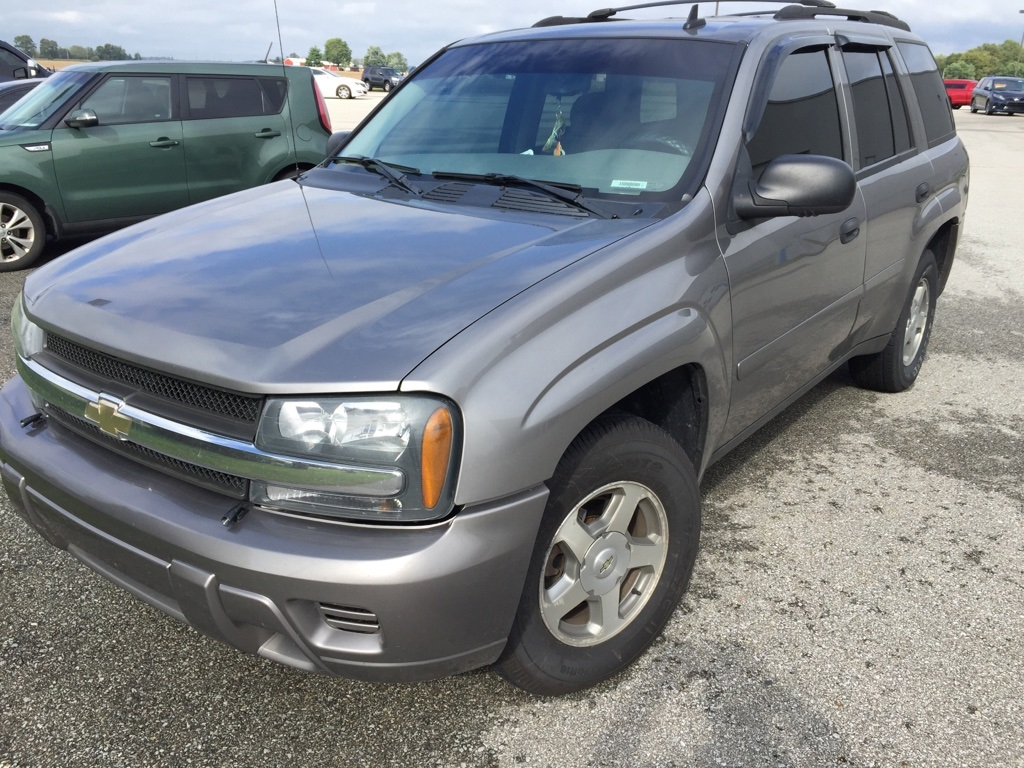 Awesome Pre Owned 2006 Chevrolet TrailBlazer LS