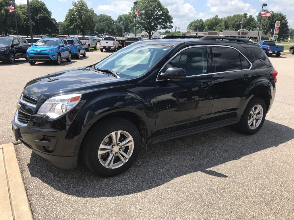 Superior Pre Owned 2010 Chevrolet Equinox LT