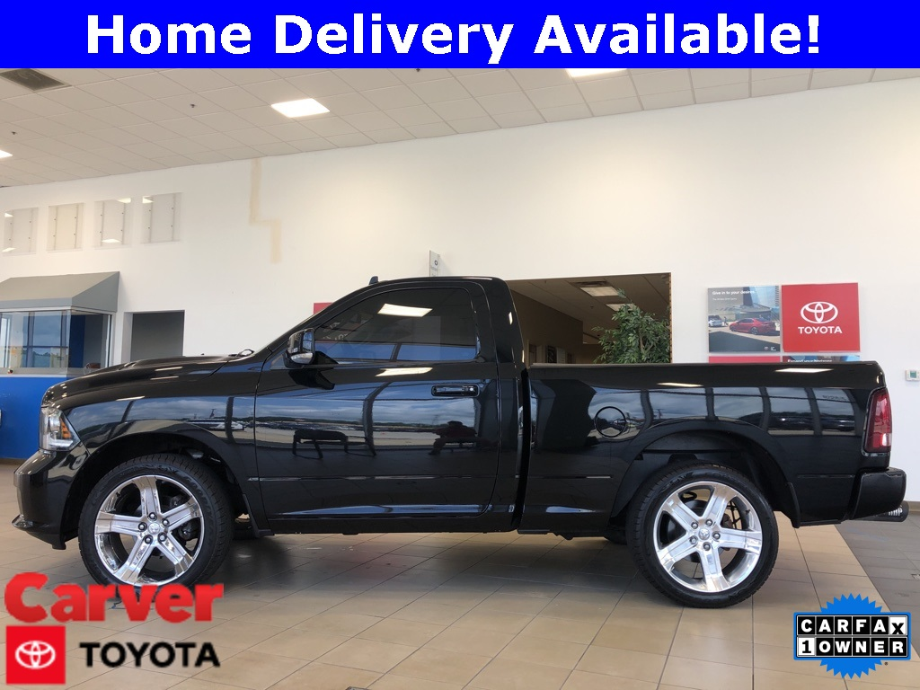 Pre-Owned 2013 Ram 1500 R/T