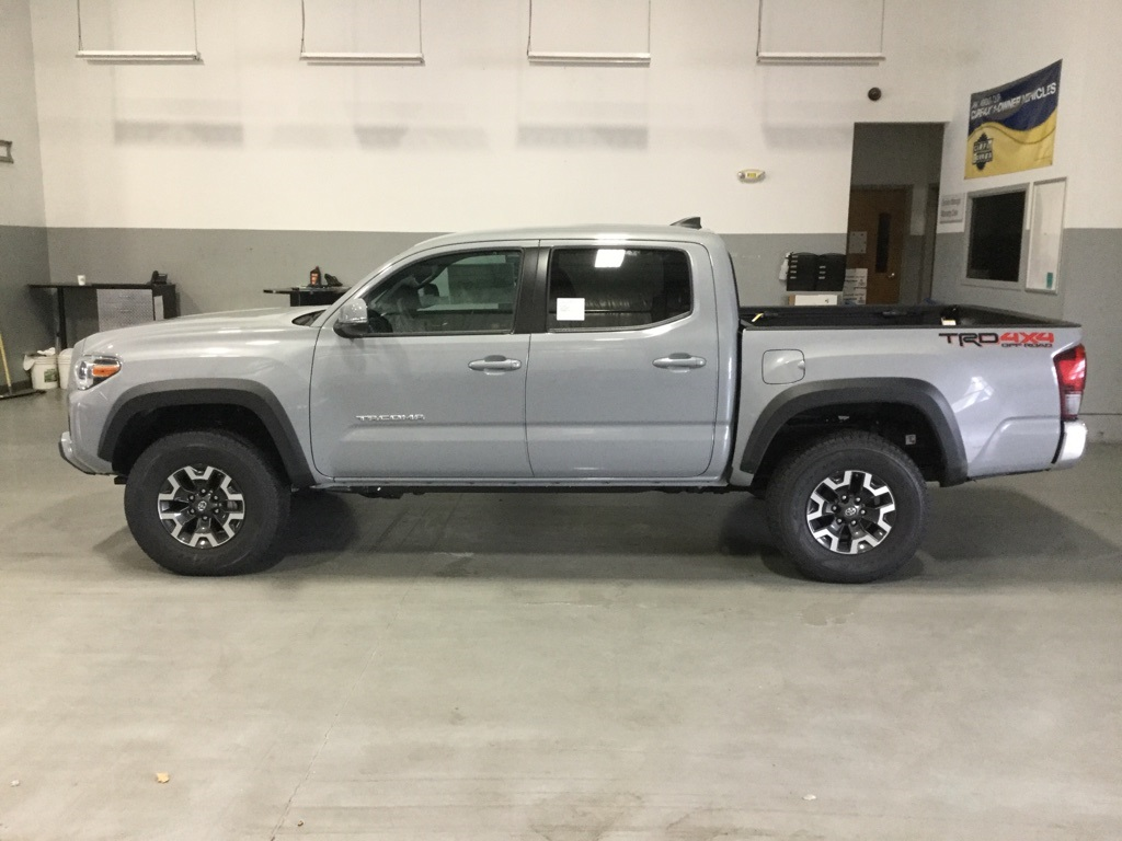 New 2019 Toyota Tacoma Trd Offroad 4d Double Cab In Taylorsville