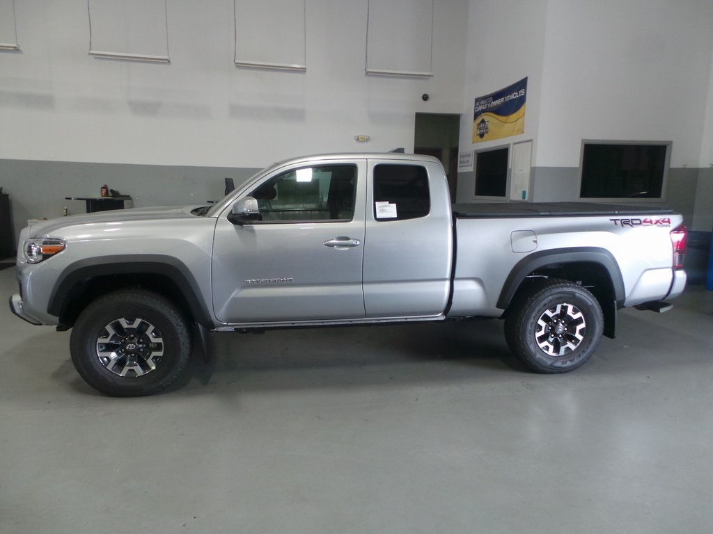 New 2018 Toyota Tacoma Trd Offroad 4d Access Cab In Taylorsville 2005 Fuel Filter