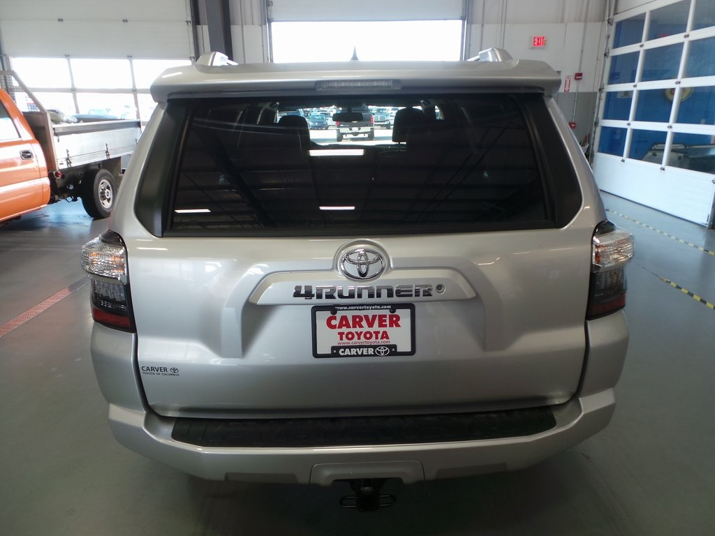 New 2018 Toyota 4runner Sr5 Premium 4d Sport Utility In Taylorsville 2000 Abs Light
