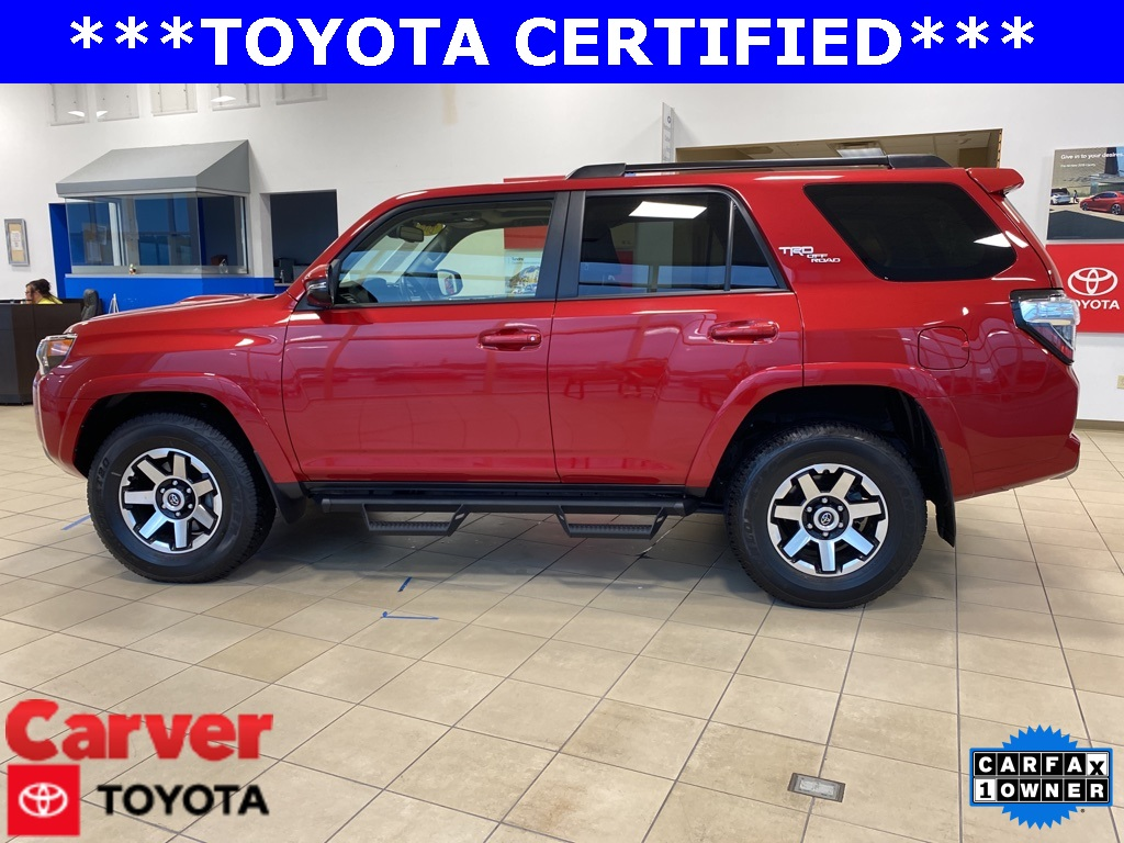 Pre-Owned 2020 Toyota 4Runner TRD Off-Road Premium