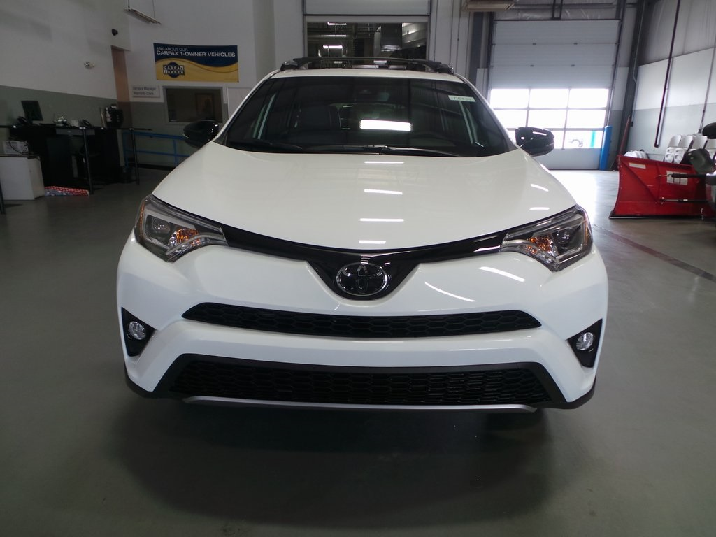 New 2018 Toyota Rav4 Se 4d Sport Utility In Taylorsville T8334 Rear Suspension Parts