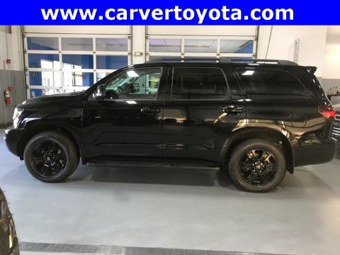 Pre-Owned 2019 Toyota Sequoia TRD Sport