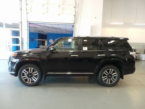 New 2018 Toyota 4Runner Limited